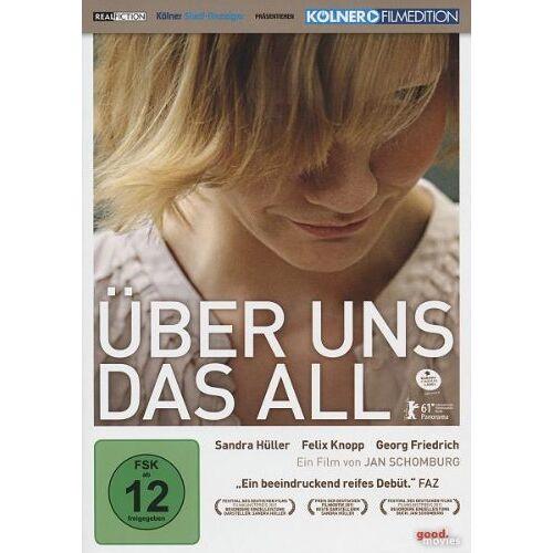 Sandra Hüller - Über uns das All - Preis vom 17.06.2021 04:48:08 h