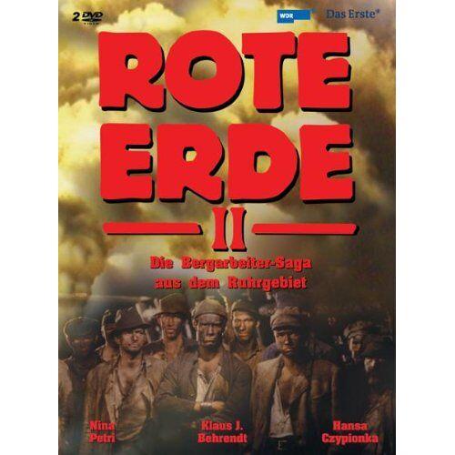 Klaus Emmerich - Rote Erde - Die Bergarbeiter-Saga aus dem Ruhrgebiet - Teil 2 (2 DVDs) - Preis vom 18.06.2021 04:47:54 h