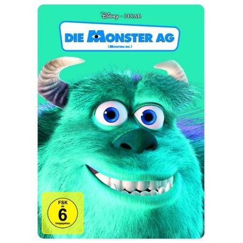 Peter Docter - Die Monster AG (Steelbook) [Limited Edition] [2 DVDs] - Preis vom 26.07.2021 04:48:14 h