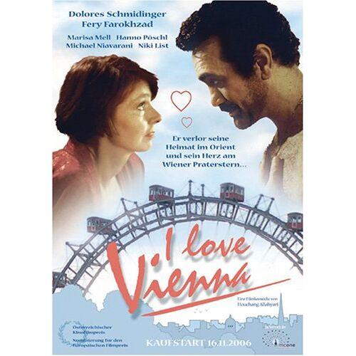 Houchang Allahyari - I Love Vienna - Preis vom 20.06.2021 04:47:58 h