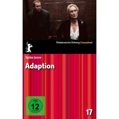 Spike Jonze - Adaption / SZ Berlinale - Preis vom 20.06.2021 04:47:58 h