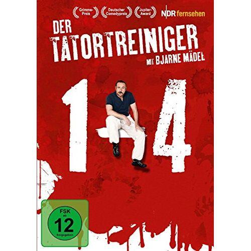 - Der Tatortreiniger 1-4 BOX [4 DVDs] - Preis vom 11.06.2021 04:46:58 h