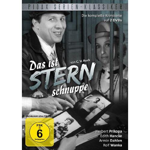 Wilm ten Haaf - Pidax Serien-Klassiker: Das ist Stern schnuppe - Die komplette Krimiserie (2 DVDs) - Preis vom 19.06.2021 04:48:54 h