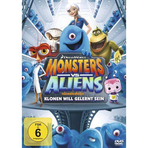- Monsters vs. Aliens - Klonen will gelernt sein - Preis vom 12.06.2021 04:48:00 h