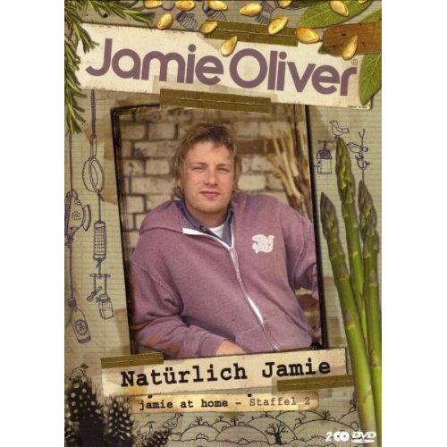 Jamie Oliver - Natürlich Jamie (Jamie at Home) - Staffel 2 (2 DVDs) - Preis vom 13.06.2021 04:45:58 h