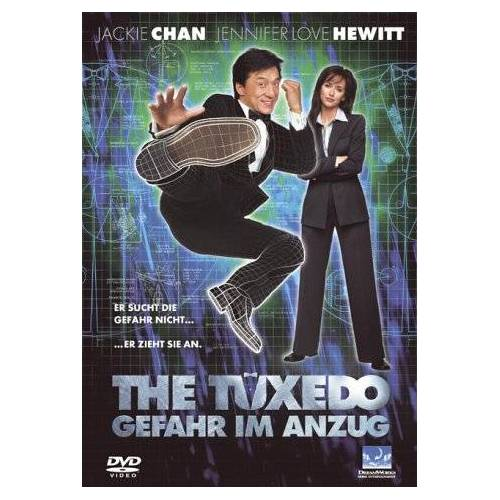 Kevin Donovan - The Tuxedo - Gefahr im Anzug - Preis vom 14.06.2021 04:47:09 h