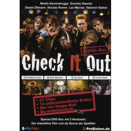 Martin Semmelrogge - Check It Out - Special DVD Box (2DVDs) - Preis vom 22.06.2021 04:48:15 h
