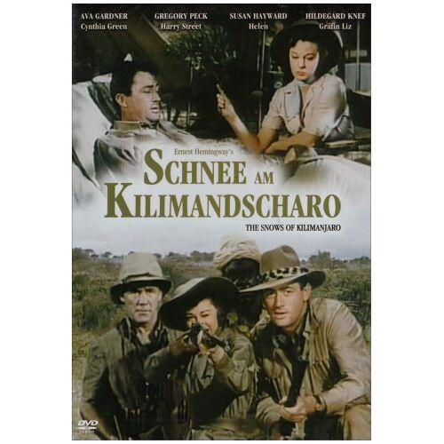 Henry King - Schnee am Kilimandscharo - Preis vom 17.06.2021 04:48:08 h