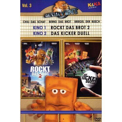 Tommy Krappweis - Berndivent / Bernd das Brot - Vol. 3 - Preis vom 21.06.2021 04:48:19 h