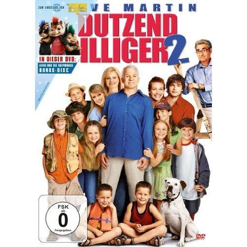 Adam Shankman - Im Dutzend billiger 2 [2 DVDs] - Preis vom 13.09.2021 05:00:26 h