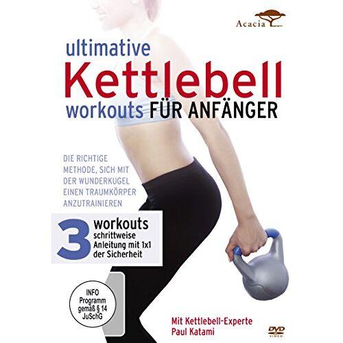 Paul Katami - Ultimative Kettlebell Workouts für Anfänger - Preis vom 22.06.2021 04:48:15 h