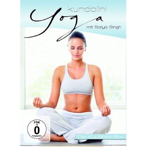 Satya Singh - Kundalini Yoga - Die Kundalini Box [3 DVDs] - Preis vom 13.06.2021 04:45:58 h