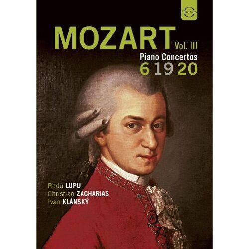 János Darvas - Mozart - Great Piano Concertos Vol. 3 - Preis vom 21.06.2021 04:48:19 h