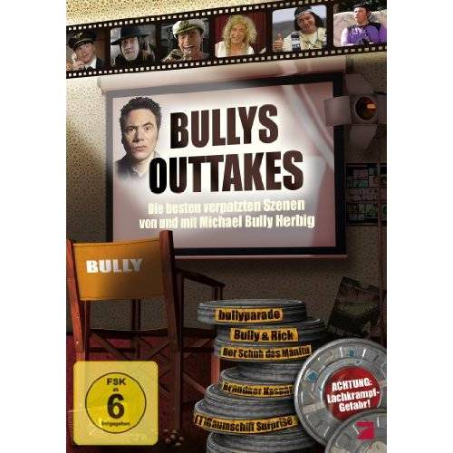 Michael Bully Herbig - Bullys Outtakes - Preis vom 13.06.2021 04:45:58 h