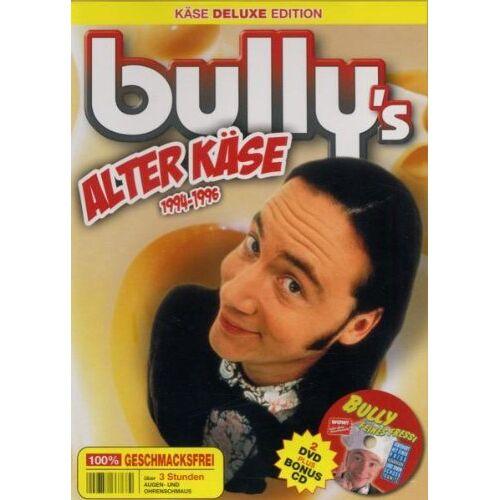 Michael Bully Herbig - Bully - Alter Käse 1994-1996 (2 DVDs, + Audio-CD) - Preis vom 13.06.2021 04:45:58 h