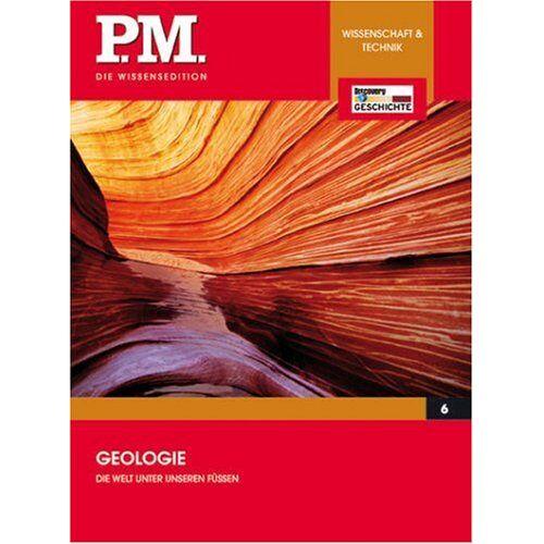 - Geologie - Die Welt unter unseren Füssen (P.M. Die Wissensedition) - Preis vom 30.07.2021 04:46:10 h