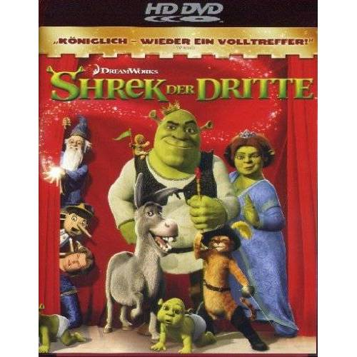 Chris Miller - Shrek 3 - Shrek der Dritte [HD DVD] - Preis vom 17.05.2021 04:44:08 h