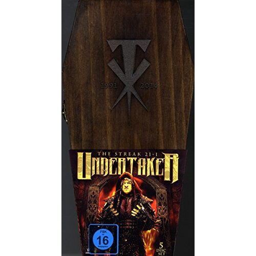 - The Undertaker-Coffin Box Set [5 DVDs] - Preis vom 13.06.2021 04:45:58 h