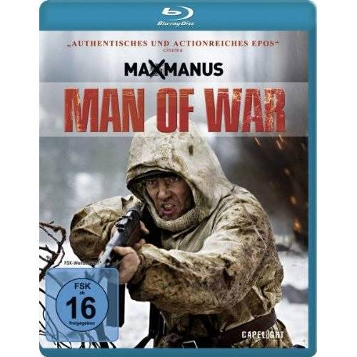 Joachim Ronning - Max Manus - Man of War [Blu-ray] - Preis vom 18.06.2021 04:47:54 h