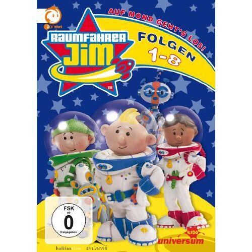Alex Busby - Raumfahrer Jim - 1 (Folge 01-08) - Preis vom 11.06.2021 04:46:58 h