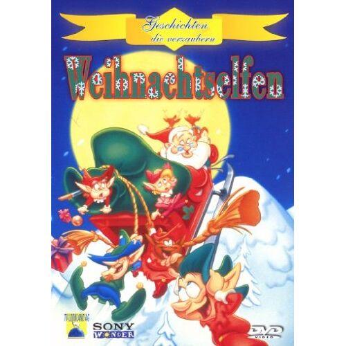 Zeichentrick - Weihnachtselfen - Preis vom 14.06.2021 04:47:09 h