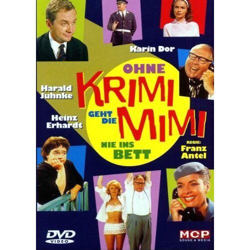 Franz Antel - Ohne Krimi geht die Mimi nie ins Bett - Preis vom 11.06.2021 04:46:58 h