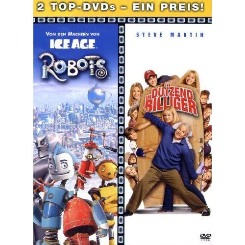- Robots / Im Dutzend billiger (2 DVDs) - Preis vom 17.06.2021 04:48:08 h