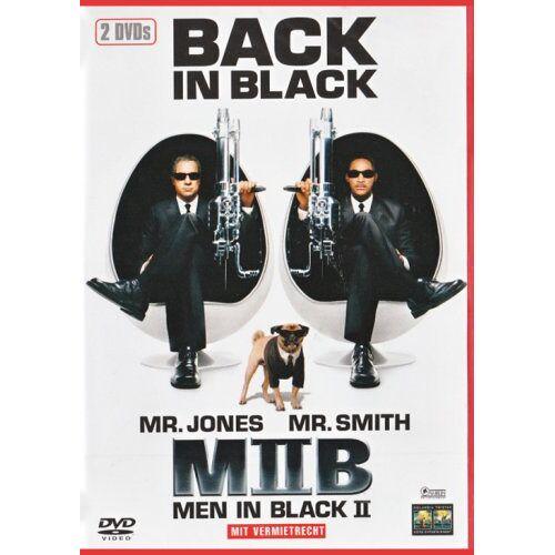 Barry Sonnenfeld - Men in Black 2 (2 DVDs) - Preis vom 16.05.2021 04:43:40 h