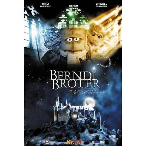 Tommy Krappweis - Bernd das Brot - Berndi Broter und der Kasten der Katastrophen - Preis vom 21.06.2021 04:48:19 h