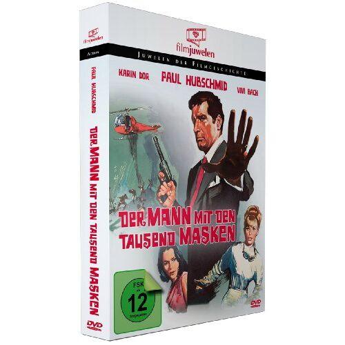 Alberto De Martino - Der Mann mit den 1000 Masken (Filmjuwelen) - Preis vom 21.06.2021 04:48:19 h