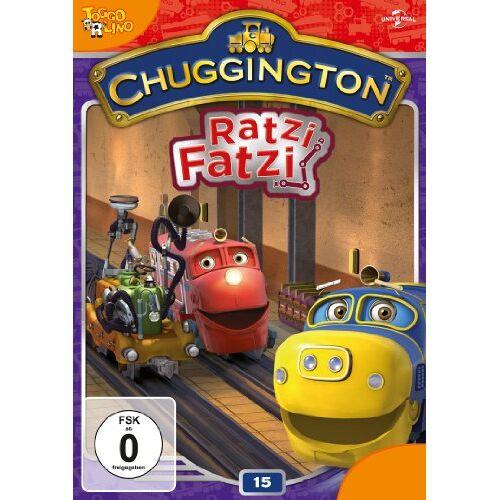 Sarah Ball - Chuggington 15 - Ratzi Fatzi - Preis vom 12.10.2021 04:55:55 h