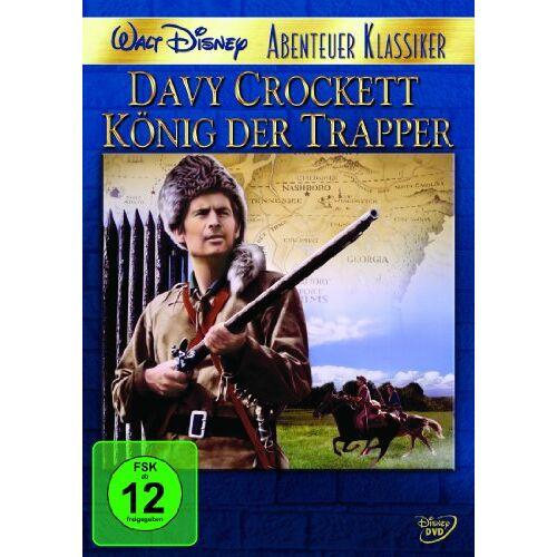 Norman Davy Crockett, König der Trapper - Preis vom 19.06.2021 04:48:54 h