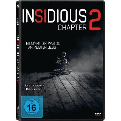 James Wan - Insidious: Chapter 2 - Preis vom 14.06.2021 04:47:09 h