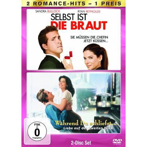 Anne Fletcher - Selbst ist die Braut / Während Du schliefst ... [2 DVDs] - Preis vom 17.05.2021 04:44:08 h