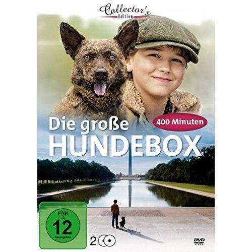 - Die große Hundebox [Collector's Edition] [2 DVDs] - Preis vom 26.09.2021 04:51:52 h