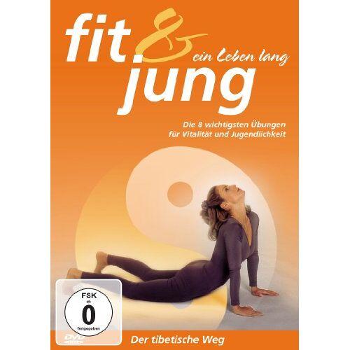 Klaus-P. Vith - Fit & jung ein Leben lang - Der tibetische Weg - Preis vom 16.06.2021 04:47:02 h