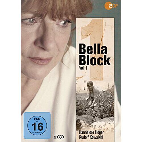 Christian von Castelberg - Bella Block - Vol. 1 (2 DVDs) - Preis vom 21.06.2021 04:48:19 h