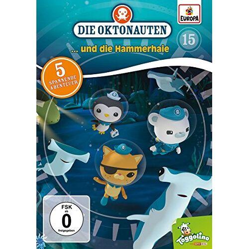 Monica Kruse - Die Oktonauten - 015/und die Hammerhaie - Preis vom 18.06.2021 04:47:54 h