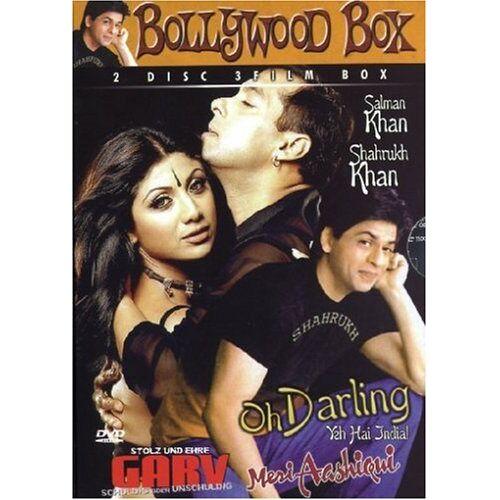 - Bollywood Box [2 DVDs] - Preis vom 20.06.2021 04:47:58 h