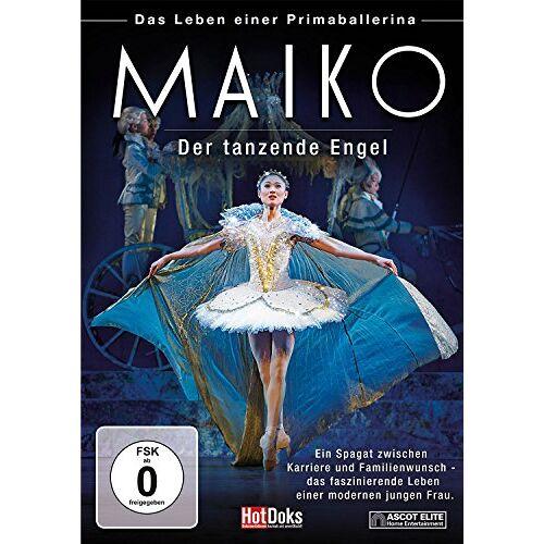 Åse Svenheim Drivenes - Maiko - Der tanzende Engel - Preis vom 22.06.2021 04:48:15 h