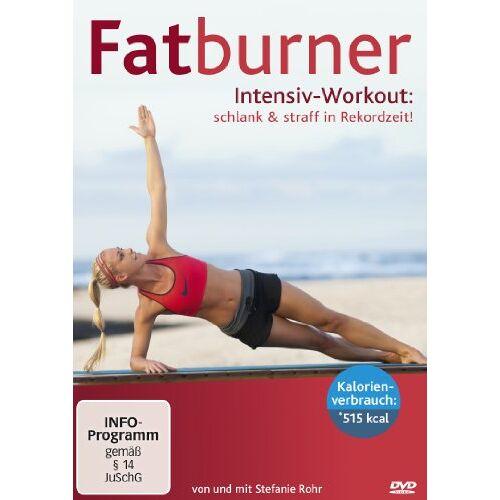 Daniel Stegen - Fatburner Intensiv Workout: schlank & straff in Rekordzeit! - Preis vom 11.06.2021 04:46:58 h