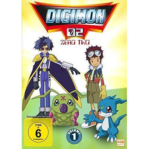- Digimon 02 [3 DVDs] - Preis vom 02.08.2021 04:48:42 h