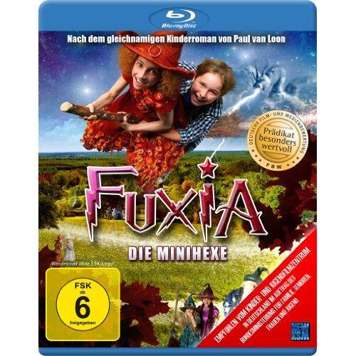 Johan Nijenhuis - Fuxia - Die Minihexe [Blu-ray] - Preis vom 14.06.2021 04:47:09 h