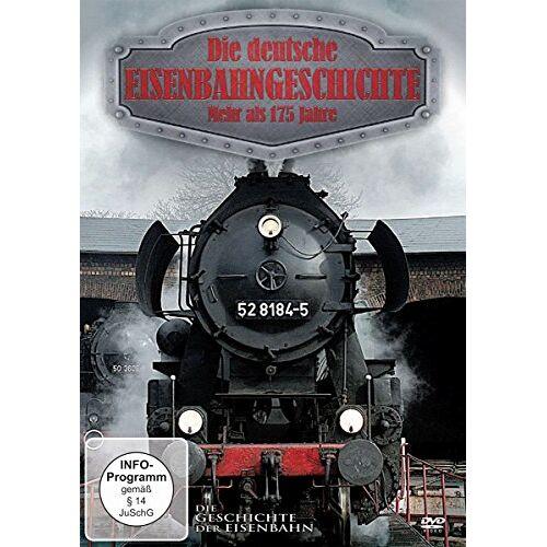- Die deutsche Eisenbahngeschichte - Mehr als 175 Jahre - Preis vom 23.09.2021 04:56:55 h