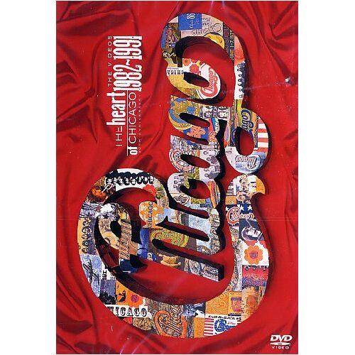 Chicago - The Heart of Chicago: 1982-1991 - Preis vom 11.10.2021 04:51:43 h