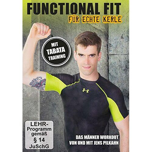 Oliver Potthast - Functional Fit - Zirkeltraining für echte Kerle - Das Männer Wokout (mit Tabata Training) - Preis vom 19.06.2021 04:48:54 h