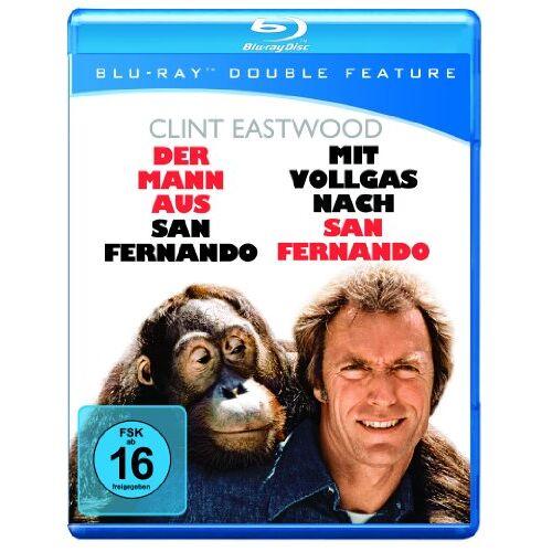 - Der Mann aus San Fernando/Mit Vollgas nach San Fernando [Blu-ray] - Preis vom 03.05.2021 04:57:00 h