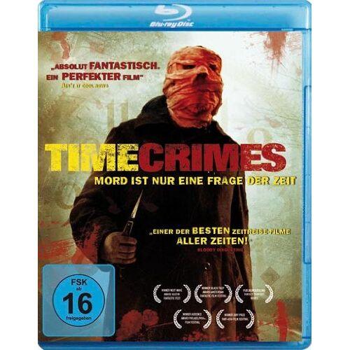 Nigel Cole - Timecrimes - Mord ist nur eine Frage der Zeit [Blu-ray] - Preis vom 14.06.2021 04:47:09 h