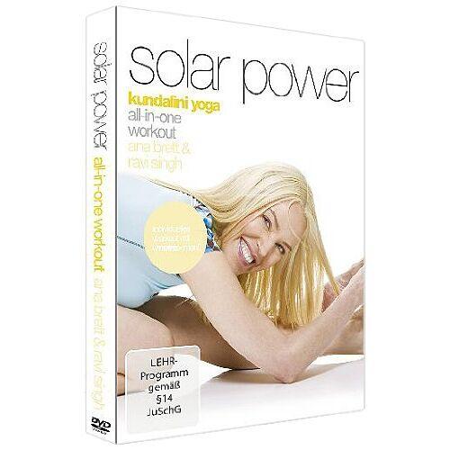 Ana Brett - Solar Power - Kundalini Yoga - Preis vom 16.10.2021 04:56:05 h