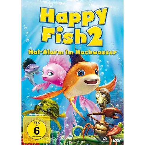 Mark A.Z. Dippé - Happy Fish 2 - Hai-Alarm im Hochwasser - Preis vom 20.06.2021 04:47:58 h